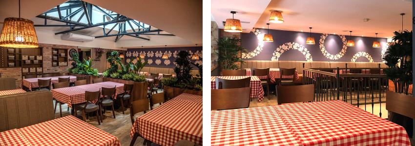 Nagy Fatál étterem / XXL Textil tapéta