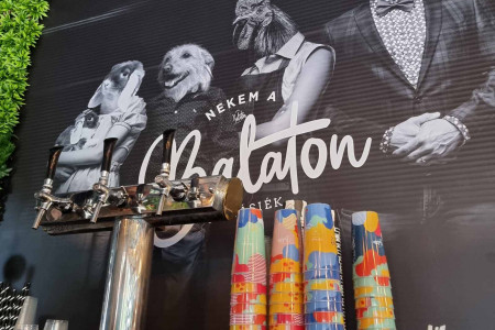 nekem a Balaton