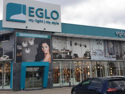 Eglo Lux bemutatóterem / Budaörs