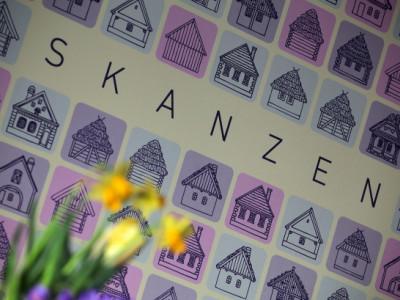 Skanzen Hotel / Szentendre / Vinyl és XXL Textil tapéták